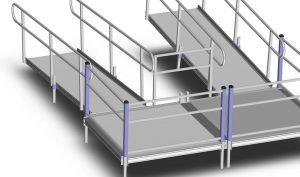 best modular wheelchair ramps