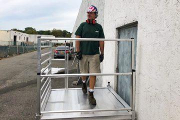 OSHA Stairs Platforms Landings