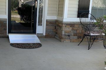 Threshold Ramps & Doorway Ramps